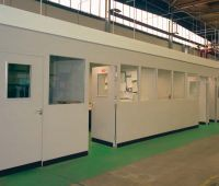 Sigma Steel Partition