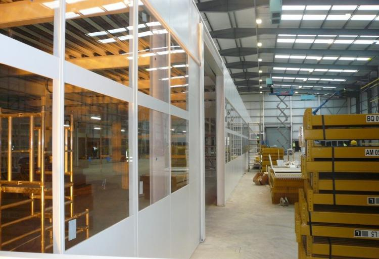 Sigma Steel Partition 3